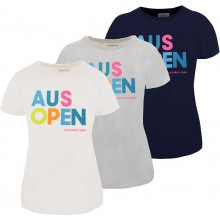 T SHIRT JUNIOR FILLE AUSTRALIAN OPEN 2018 PLAY