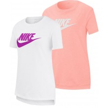 T-SHIRT NIKE JUNIOR FILLE BASIC FUTURA