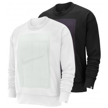 SWEAT NIKE COURT CREW FLEECE REVERSIBLE