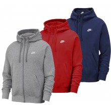 SWEAT NIKE SPORTSWEAR CLUB ZIPPE