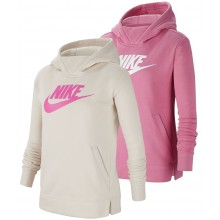 SWEAT NIKE JUNIOR FILLE A CAPUCHE