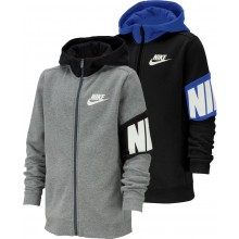 SWEAT NIKE JUNIOR CORE A CAPUCHE ZIPPE