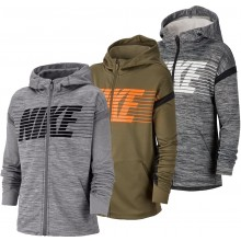 SWEAT NIKE JUNIOR THERMA A CAPUCHE ZIPPE