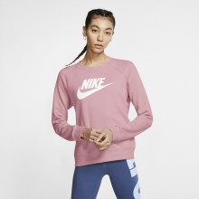 SWEAT NIKE FEMME SPORTSWEAR ESSENTIALS CREW FLEECE