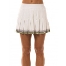 JUPE LUCKY IN LOVE LONG MANHATTAN PLEATED