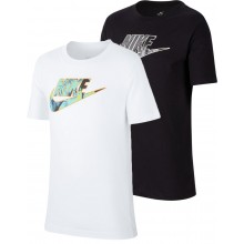 T-SHIRT NIKE JUNIOR FUTURA FILL SWOOSH IMPRIME