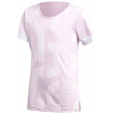 T-SHIRT ADIDAS JUNIOR FILLE ID GRAPHIC