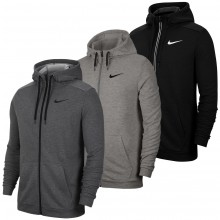 SWEAT NIKE DRI-FIT A CAPUCHE ZIPPE