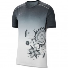 T-SHIRT NIKE RISE 365 MANCHES COURTES