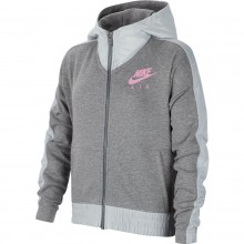 SWEAT NIKE JUNIOR A CAPUCHE ZIPPE