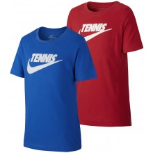 T-SHIRT NIKE COURT JUNIOR TENNIS