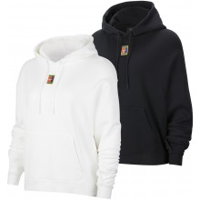 SWEAT NIKE COURT FEMME HERITAGE A CAPUCHE