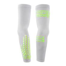 MANCHETTES COMPRESSPORT RACKET SILICON ARMFORCE