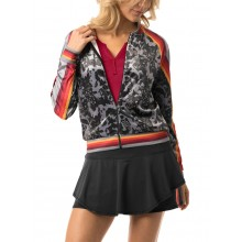 VESTE LUCKY IN LOVE GROOVE JET VELVET
