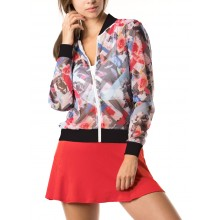 VESTE LUCKY IN LOVE BLOOMY MESH