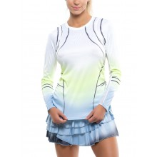 T-SHIRT LUCKY IN LOVE FEMME GOING WILD MANCHES LONGUES