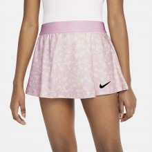 JUPE NIKE COURT JUNIOR FILLE DRI-FIT VICTORY FLOUNCY PRINTED