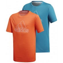T-SHIRT ADIDAS TRAINING JUNIOR CHILL