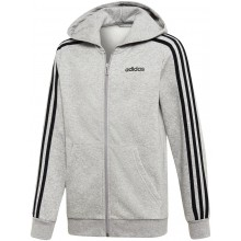 SWEAT ADIDAS JUNIOR GARCON A CAPUCHE ZIPPE
