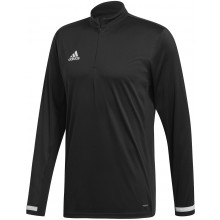 T-SHIRT ADIDAS 1/4 ZIP T19 TRAINING MANCHES LONGUES