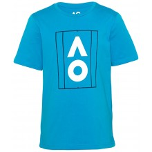 T SHIRT JUNIOR GARCON AUSTRALIAN OPEN 2020 CREW