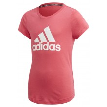 T-SHIRT ADIDAS TRAINING JUNIOR FILLE MUST HAVE BOS