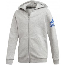 SWEAT A CAPUCHE ADIDAS ZIPPE TRAINING JUNIOR MUST HAVE BOS