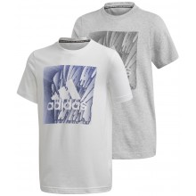 T-SHIRT ADIDAS TRAINING JUNIOR MUST HAVE BOX