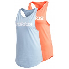 DEBARDEUR ADIDAS TRAINING FEMME ESSENTIALS LINEAR LOOS
