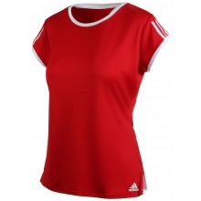 T-SHIRT ADIDAS FEMME CLUB 3 STRIPES
