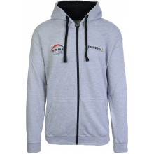 SWEAT ZIPPE TENNISPRO ERSA GRIS
