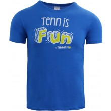 T-SHIRT TENNISPRO FUN JUNIOR