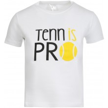 T-SHIRT TENNISPRO PRO JUNIOR