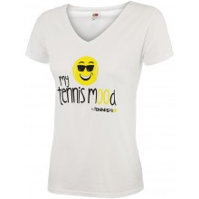 T-SHIRT TENNISPRO MOOD HAPPY