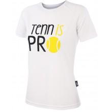 T-SHIRT TENNISPRO PRO FEMME POLY
