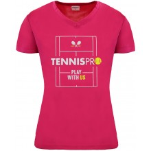 TEE-SHIRT TENNISPRO PLAY WITH US