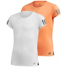 T-SHIRT ADIDAS JUNIOR FILLE CLUB 3 STRIPES