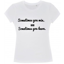 T-SHIRT TENNIS FEMME LEGEND SOMETIMES