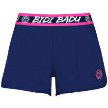 SHORT BIDI BADU JUNIOR FILLE GREY TECH 2 EN 1