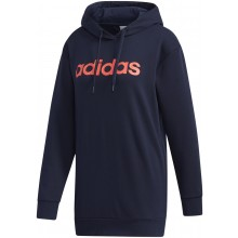 SWEAT A CAPUCHE ADIDAS FEMME ESSENTIALS LINEAR OVERSIZE