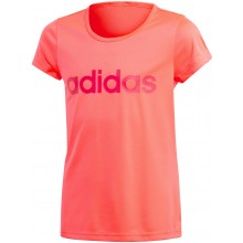 T-SHIRT ADIDAS JUNIOR FILLE CARDIO