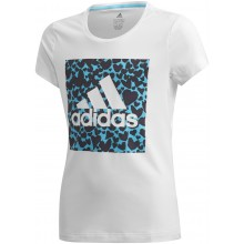 T-SHIRT ADIDAS JUNIOR FILLE LEO GRAPHIC