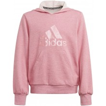SWEAT A CAPUCHE ADIDAS JUNIOR FILLE BADGE OF SPORT
