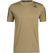 T-SHIRT ADIDAS TECH-FIT 3 STRIPES FITTED