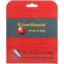 CORDAGE KIRSCHBAUM PRO TOUR CONTROL (12 METRES)