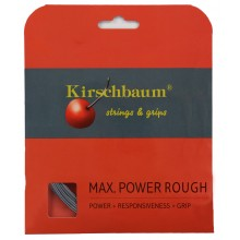 CORDAGE KIRSCHBAUM MAX POWER ROUGH (12 METRES)
