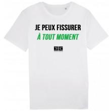 T-SHIRT TENNIS LEGEND J'PEUX FISSURER