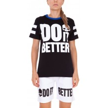 T-SHIRT HYDROGEN FEMME DO IT BETTER