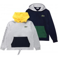 SWEAT A CAPUCHE LACOSTE LIFESTYLE