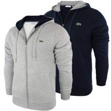 SWEAT ZIPPE A CAPUCHE LACOSTE TRAINING